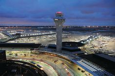 ORD (Chicago O'Hare International Airport)