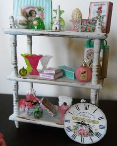 1000 Images About Ma D Co Shabby Chic En Miniature On