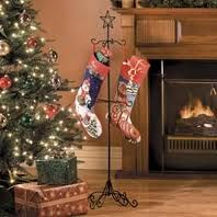 1000 Images About Ideas For Stocking Hanging On Pinterest