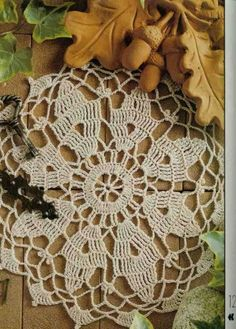 Gallery.ru / Фото #26 - Decorative Crochet Magazines 42 - tr30935