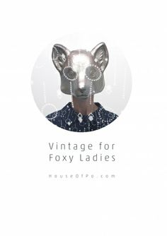 Navy blue dress with peter pan collars - Refash Vintage Marketplace Peter Pan Collars, Clothing Photography, Vintage Marketplace, Navy Blue Dresses, Foxes, Vintage Outfits, Fox