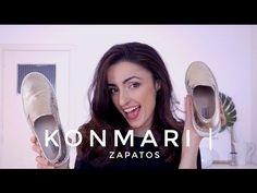 Cómo Organizar Zapatos | La Magia del Orden | Método KonMari por Marie Kondo - YouTube