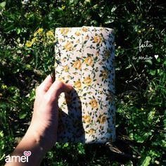 De flor  para flor  #lojaamei #carteira #feitoamao #handmade #flores #linda #acessorio