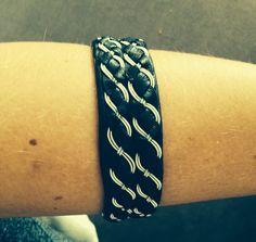 Tennarmband, Sami bracelets, Tin bracelet.