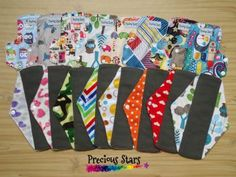 Precious Stars - Cloth Pad / Mama Cloth Reviews