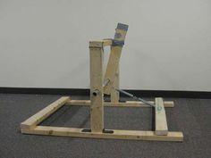 Golf Ball Catapult (hs Physics)