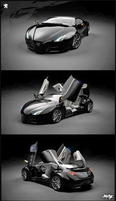Peugeot Shine Concept