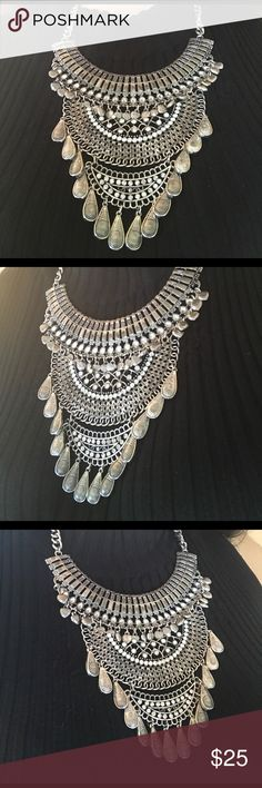 New Bohemian Statement Necklace Beautiful 👠💋🎁💎Can you say Statement!! Beautiful Gorgeous Statement Necklace!! Dallas Stylez Jewelry Necklaces