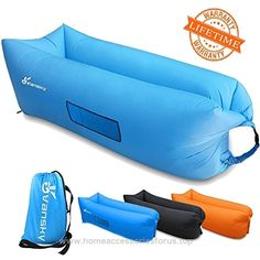 Vansky Outdoor Inflatable Lounger Portable Waterproof Air Filled Balloon Air Bag,Nylon Fabric Bean Bag, Air Sleeping Sofa Couch for Camping,Beach,Park,Backyard  BUY NOW     $89.99     Vansky Inflatable Lounger-Relaxing anywhere as you need   Whether you're doing more camping outdoor, lounging around the bea ..  http://www.homeaccessoriesforus.top/2017/03/17/vansky-outdoor-inflatable-lounger-portable-waterproof-air-filled-balloon-air-bagnylon-fabric-bean-bag-air-sleeping-sofa-co..