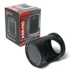 Opteka Voyeur Right Angle Spy Lens for Sony Alpha A77, A65, A57, A37, A33, A55, A230, A290, A330, A380, A390, A500, A550, A560, A580, A850 & A900 Digital SLR Cameras by Opteka. $19.95. Point your camera one way and shoot the other with this right angle lens attachment. This lens  will allow you to shoot directly to the right or left of where your camera appears to be pointing. Built-in rotating barrel to allow height adjustments. People will think you are shooting som...