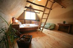 Grosses Schlafzimmer - Obergeschoss
