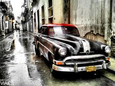 Cuba, el mayor museo de coches antiguos del mundo ~ Adictos a los viajes - Blog de viajes