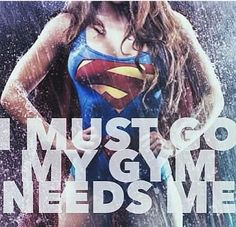 the end of every training, makes me like I'm a super woman! I push my limits and go beyond my comfort zone. Train insane or remain the same!