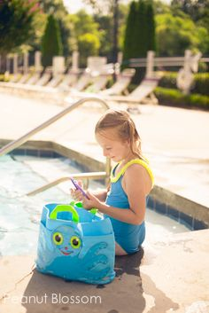 Portable fun for the hotel pool: Packable Games