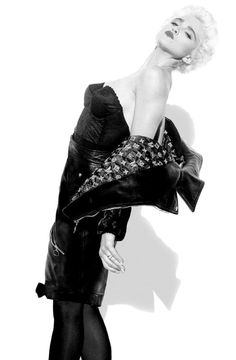 Madonna Herb Ritts 1986 Repinned by T.J.D