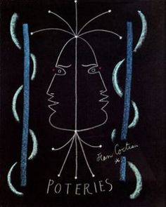 Jean Cocteau original prints, lithographs and etchings on Amorosart
