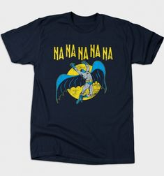 "DC Comics: Batman ""Na na na na"" t-shirt."