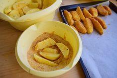 cartofi-in-crusta-de-malai-3 - Rețete Merișor Dr Post, Romanian Food, Hummus, Ethnic Recipes
