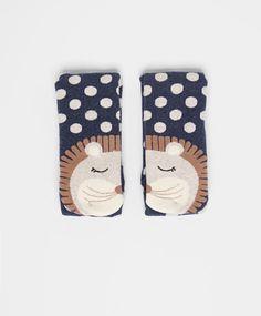 Lion socks - OYSHO
