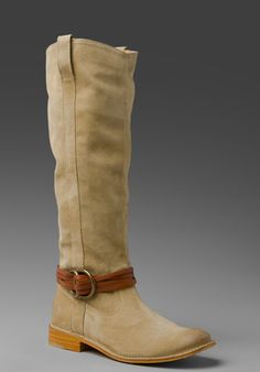 The new Frye boot