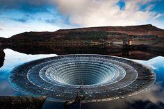 Водохранилище Ледибауэр, Великобритания - Путешествуем вместе