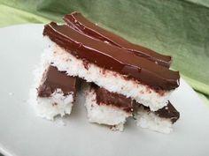 (zdroj: Nanicmama.sme.sk / Dzeny) Sweet Desserts, No Bake Desserts, Look Body, Cake Recipes, Dessert Recipes, Low Carb Recipes, Healthy Recipes, Keto Cake, Vegan Sweets