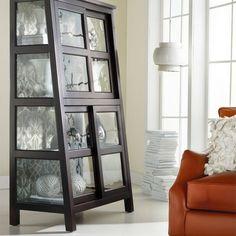 Melange Curio Cabinet.