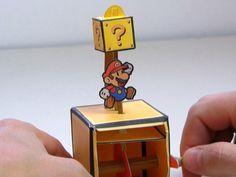 Super Mario Automaton How to