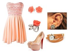 """""""Made by swimmersbae"""" by kadiem ❤ liked on Polyvore"""