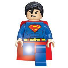 Nachtlamp Lego Superheroes