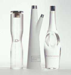 ウオツカのボトル