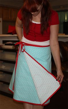 I WANT HERS!  Skirt tutorial