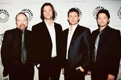 Supernatural  #PaleyFest2011