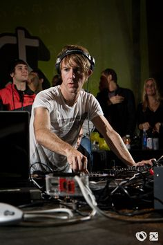 Richie Hawtin at Beatport Stage during Movement Detroit 2011!