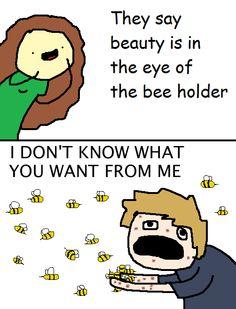 Bee Holder