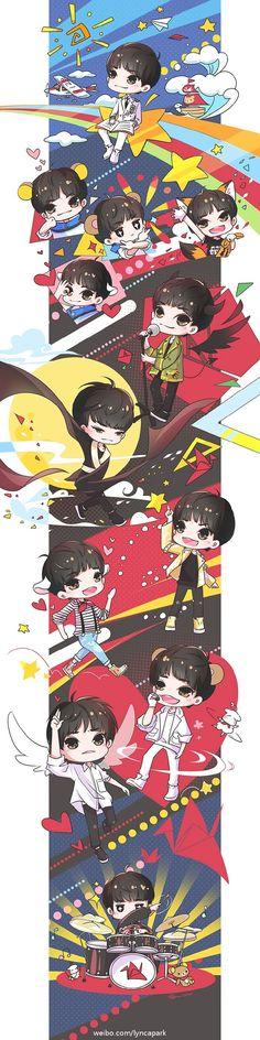 Fan's Art Jackson Yi in the Third Fan's Time