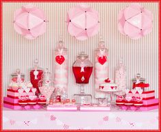 Valentine Party Styled by @Anders Søndergaard Ruff Custom Designs #laylagrayce #holiday #valentines