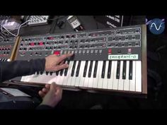 [NAMM] Dave Smith Instruments Sequential Prophet 6