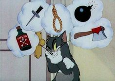 Tom and Jerry, 14 Episode The Million Dollar Cat Old Cartoons, Classic Cartoons, Cover Design, Tom Et Jerry, Literature Club, Reaction Pictures, Looney Tunes, Cartoon Network, Cartoon Characters