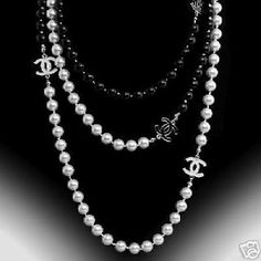 i want! Chanel Necklace