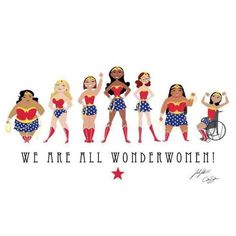 we are all wonderwoman Multiple Sclerosis March is #MSAwarenessmonth #teachmems www.facebook.com/... #WeAreStrongerThanMS
