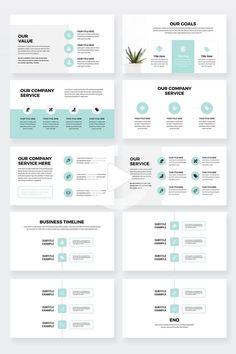 Modern Business Plan Google Slides Template Editable Google | Etsy #webdesign #webdesign2020 Business Plan Layout, Business Plan Template, Business Planning, Business Ideas, Etsy Business, Presentation Design Template, Business Powerpoint Presentation, Presentation Layout, Booklet Design
