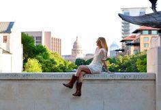 Graduation photo | The University of Texas #austin #hookem