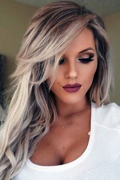 Gorgeous Haircuts for Long Faces to Flatter Your Facial Structure ★ See more: http://lovehairstyles.com/haircuts-for-long-faces-flatter-facial-structure/
