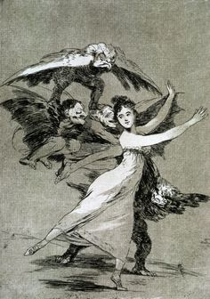 goya etchings - Google Search