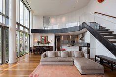 Penthouse One: attico di lusso in vendita a New York | lussocase.it