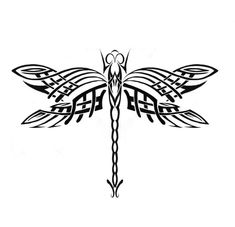 Google Image Result for http://fc02.deviantart.net/fs70/i/2010/059/9/a/Tribal_Dragonfly_by_dhamn.jpg