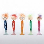 Plop one of these fun pens on each of your employees' desks on Employee Appreciation Day! *CC