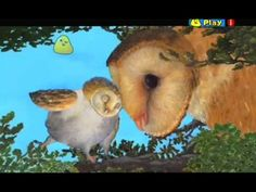 The Owl Who Was Afraid Of The Dark Told By Alun Armstrong - YouTube