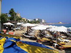 Elli Beach - Rhodes Island Greece